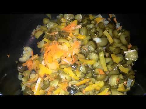 Засолка огурцов - рецепты с фото