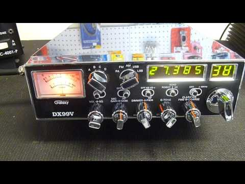 Repeat Galaxy DX-94HP Tune-up Report by Bells CB - You2Repeat