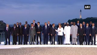 G7 Summit | PM Modi, Donald Trump among other leaders pose for 'family photo'