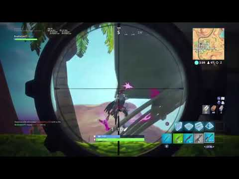 How To Shoot Your Gun In Fortnite On A Kindle Fire