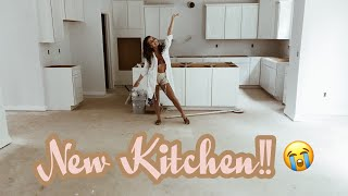 We Have A Kitchen YAY | Vlog