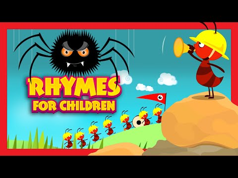 Rhymes For Children - Poem Collection For Kids | Rhymes Compilation In English
