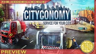CITYCONOMY: Service for your City Review (Steam/PC)