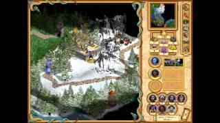 видео Прохождение Heroes of Might and Magic IV