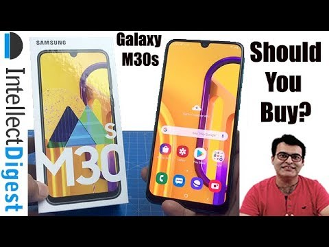 Samsung Galaxy M30s Unboxing, Review, Camera Test And Comparison With Galaxy M30