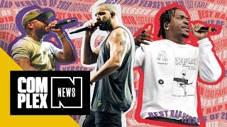 The Best Rap Verses of 2018 So Far