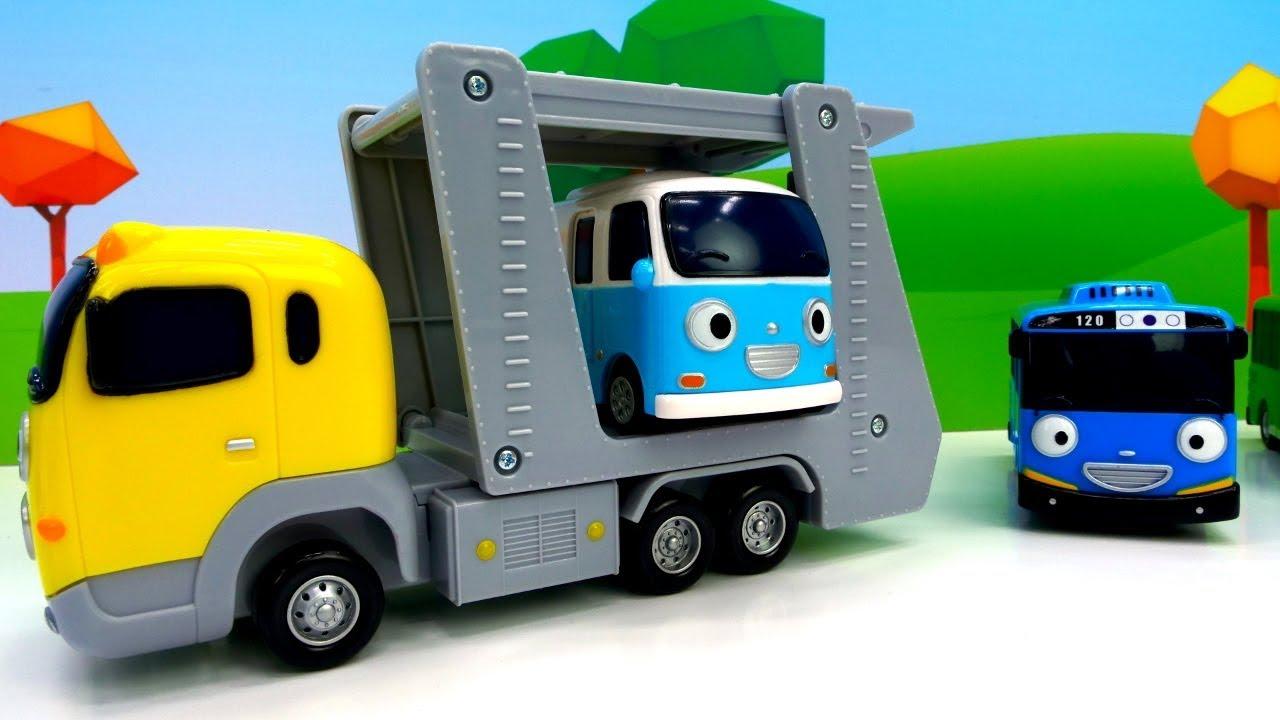 Машинки для детей — Автовоз и другие машинки — Машины ...
