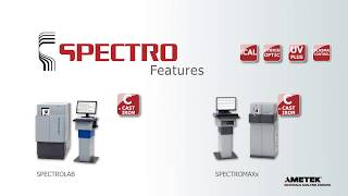 SPECTROMAXx Metal Analyzer | SPECTRO Analytical