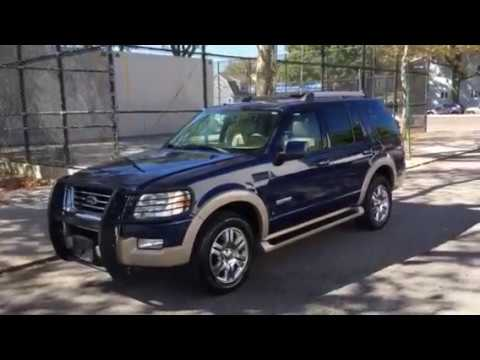 2007 ford explorer eddie bauer review and for sale youtube. Black Bedroom Furniture Sets. Home Design Ideas