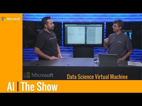 Data Science Virtual Machine