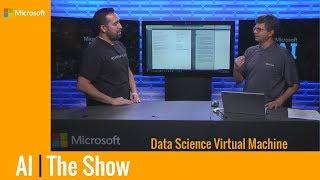 Data Science Virtual Machine