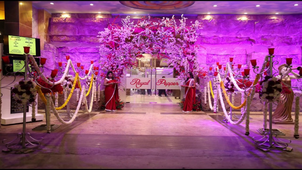 Glimpse Of An Event At Royal Pepper Banquets Rohini