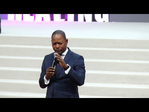 Behold I will do a new thing - Pastor Alph LUKAU