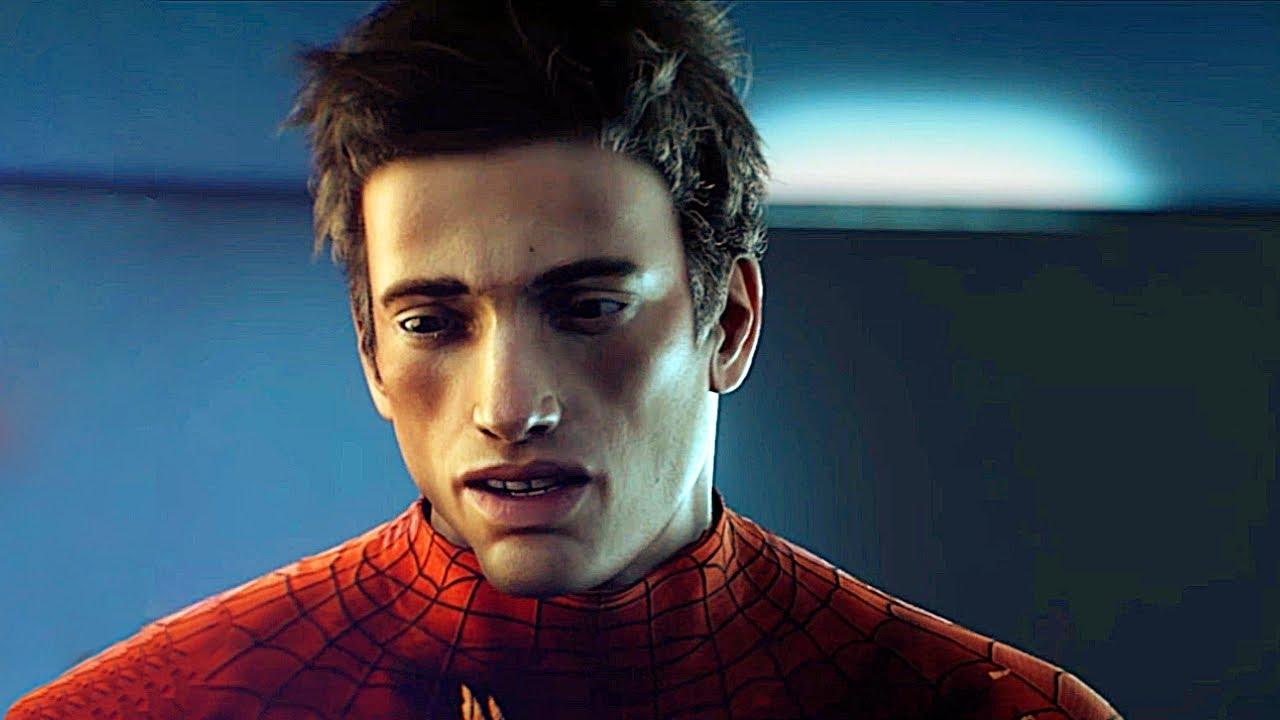 Spider-Man findet heraus, dass Mary Jane eine tote Szene ist - Spider-Man Edge Of Time + video