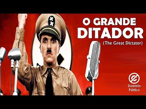 Charlie Chaplin   O Grande Ditador (The Great Dictator) - 1940 - Legendado