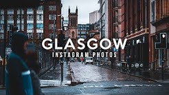 SHOOTING AMAZING INSTAGRAM PHOTOS IN GLASGOW  |  VLOG 026