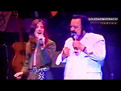SI SE CALLA EL CANTOR - Soledad y Horacio Guarany (Luna Park)