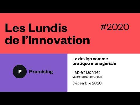 Lundis de l'Innovation :  processus d'institutionnalisation du design comme pratique managériale ?