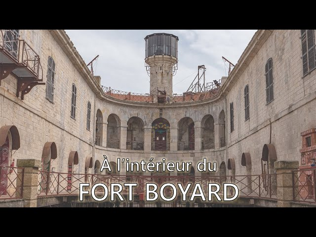 À l'intérieur du Fort Boyard - LFI #7