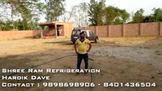 Ice Plant Refrigeration By Shree Ram Refrigeration, Sidhpur