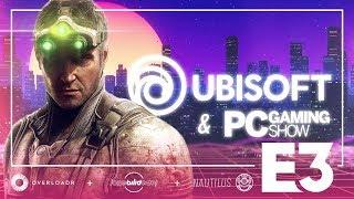 E3 2018: CONFERÊNCIA DA UBISOFT & PC Gaming Show   Comentários & Reações #eletronica3