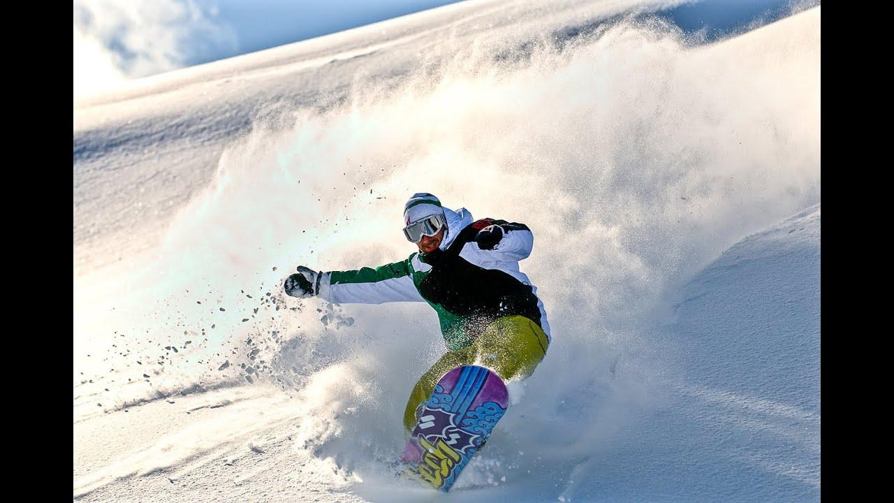 Extreme Life Snowboard Freeride Youtube