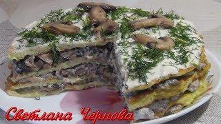 Вкуснейший Торт из Кабачков. Вкуснее Не Бывает!!!/Cake from Kabachkov
