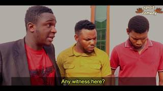 The Crime Scene Foreign Police vs Nigeria Police (Xploit Comedy)