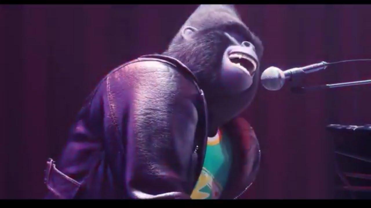 SING Song Im Still Standing  Taron Egerton as Johnny HD