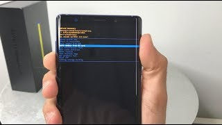 How To Factory Reset Samsung Galaxy Note 9 - Hard Reset