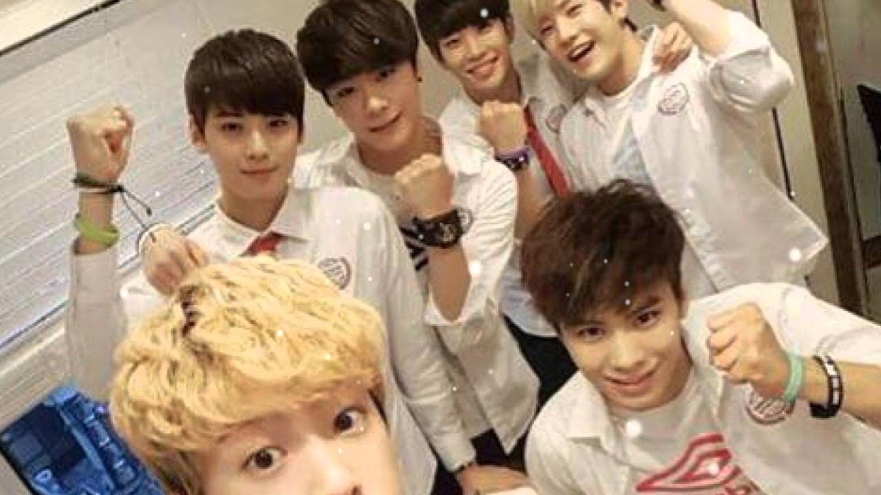 Astro Kpop Boy Band  Youtube
