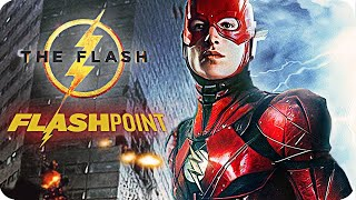 The Flash : Flashpoint 2020 Teaser Trailer Ezra Miller DCEU Movie