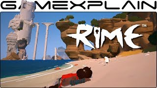 40 Minutes of RiME on Nintendo Switch (Docked)