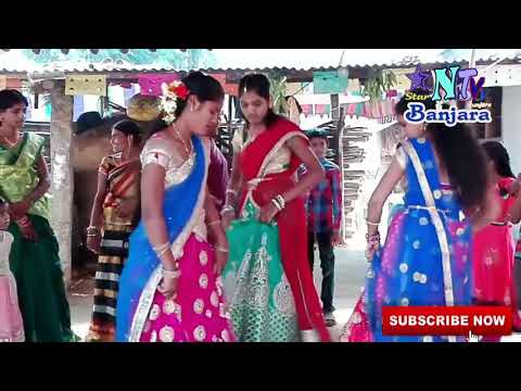 Banjara girls superb dance in Narendar marriege