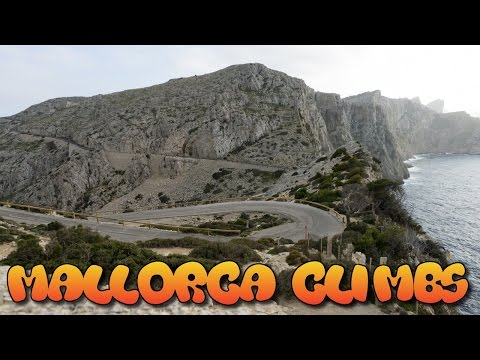 Mallorca Cycling - The Climbs