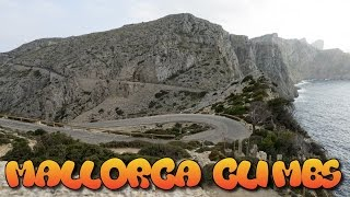 Mallorca Cycling - The Climbs