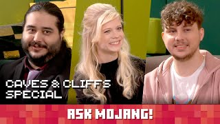 Ask Mojang #11: All About Caves & Cliffs
