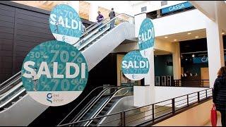 Inaugura One Gallery Outlet, Segretario di Stato Belluzzi:'segnale per ripartenza San Marino'