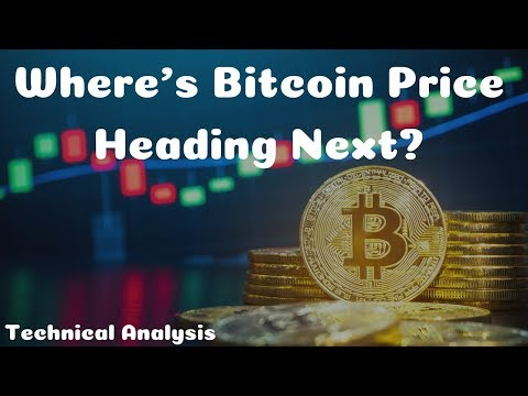 Where's Bitcoin Heading Next? - BTC Technical Analysis