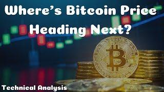 Where's Bitcoin Heading Next? - BTC Technical Analysis