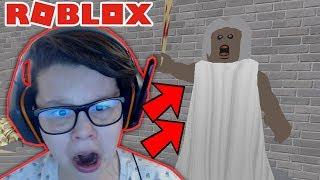 Joc Granny in ROBLOX !!