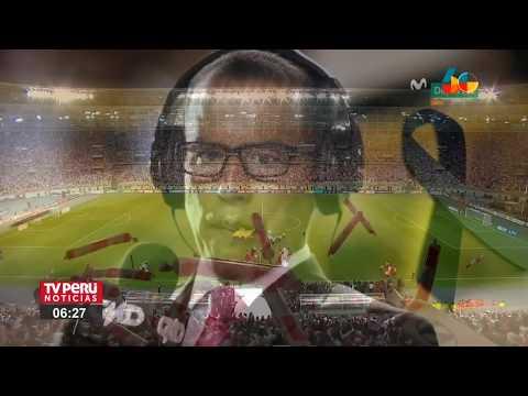 Estadio Nacional abre hoy sus puertas para despedir a Daniel Peredo