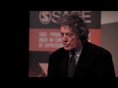 Sir Tom Stoppard, Natalia Koliada Belarus's Prisoners of Conscience: INDEX on CENSORSHIP AWARDS 2011
