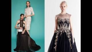 видео Новогодние платья 2017: цвет и фасон. Красивые платья на Новый год и корпоратив 2017