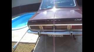 ford corcel 1- 74 original de fabrica reliquia