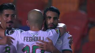 Algeria v Nigeria 2-1 - Total AFCON 2019 - SF2