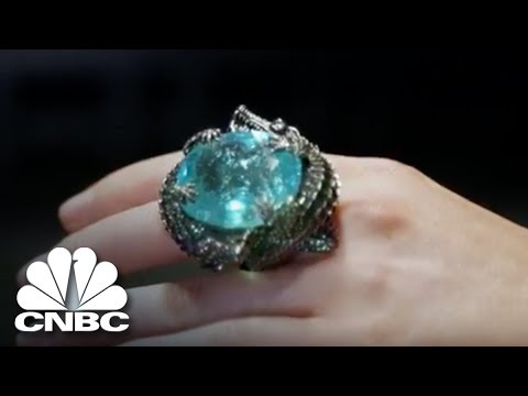 This Paris Jewelry Shop Sells Unique Animal Designs | Secret Lives Of The Super Rich | CNBC Prime