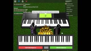 Roblox: How to do Demons in the Piano