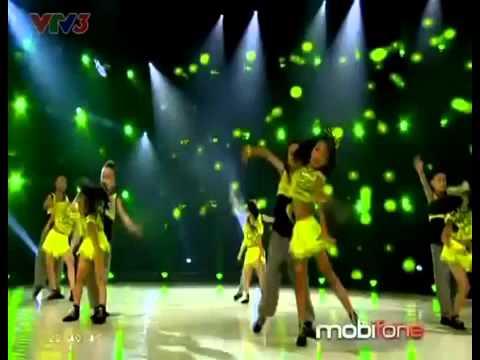Vũ Điệu Đam Mê  - 14/09/2013 -  Nhóm bước nhảy nhí