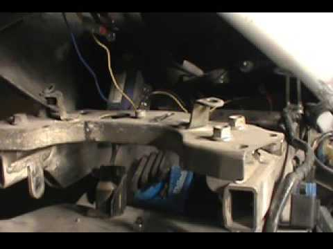 How to install integrated tail light CBR F4 - YouTube